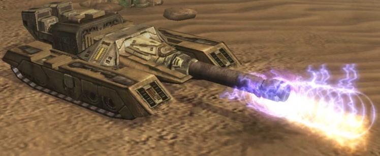 MZ-8 Mobile Pulse Cannon