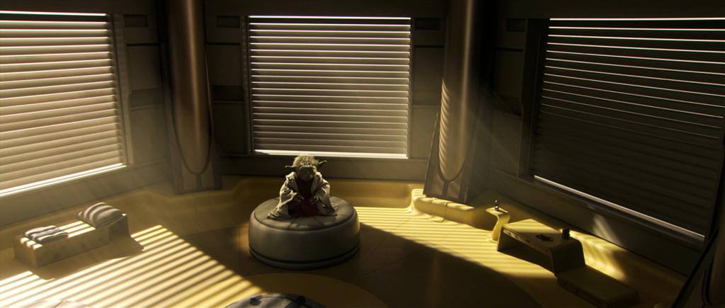 Yoda's quarters/Legends