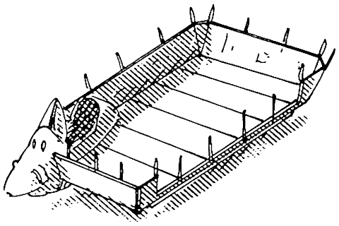 Arunskin 32 cargo skiff