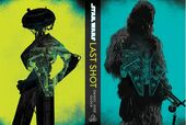 Last Shot Chewbacca and L3-37 covers