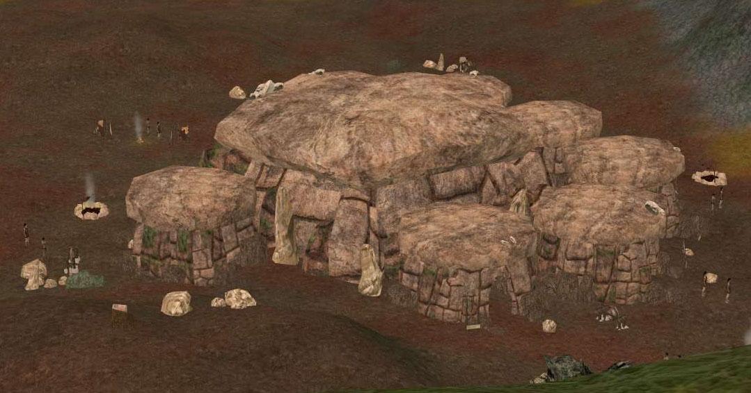 Mokk Stronghold