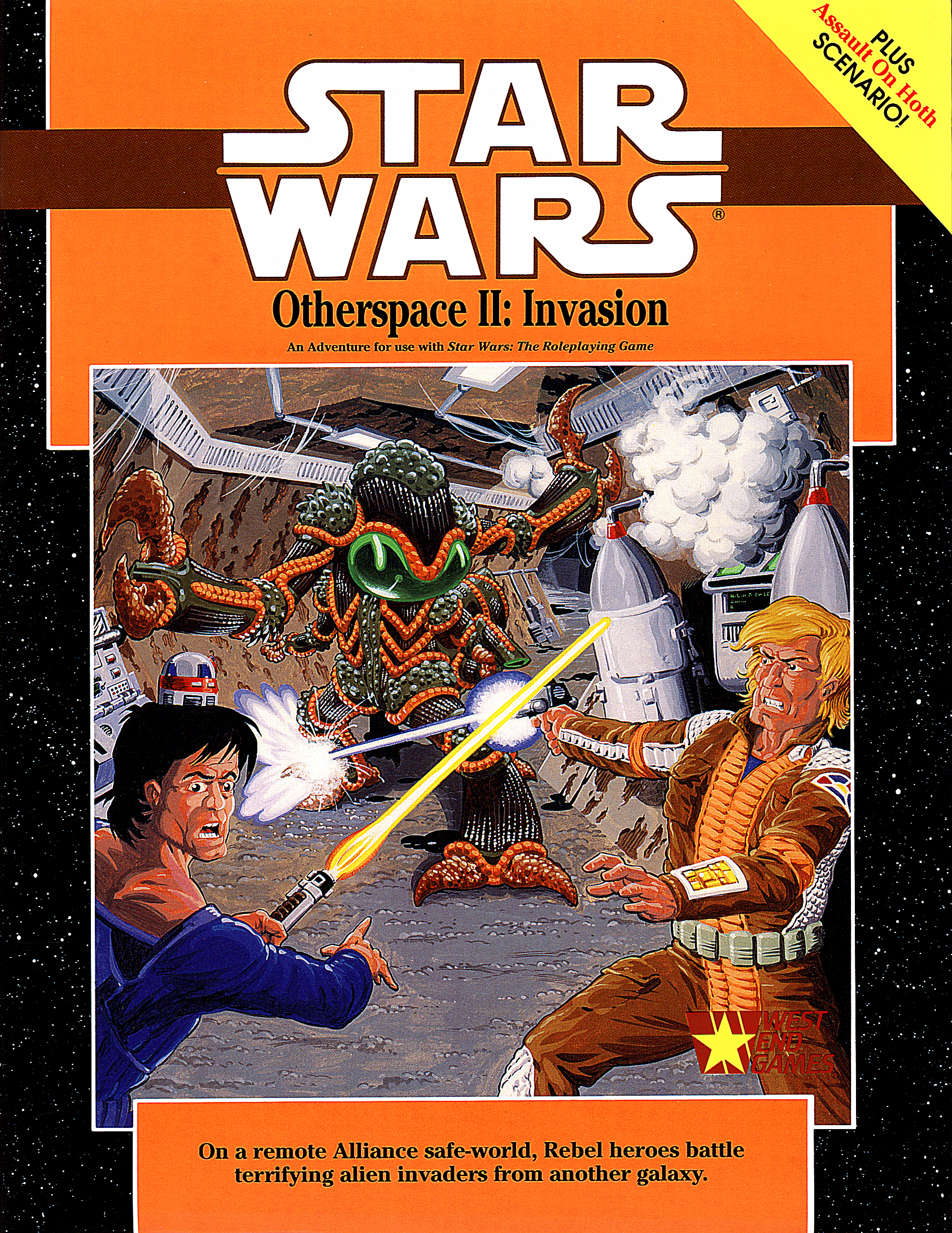 Otherspace II: Invasion