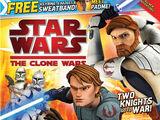 Star Wars: The Clone Wars Comic UK 6.7