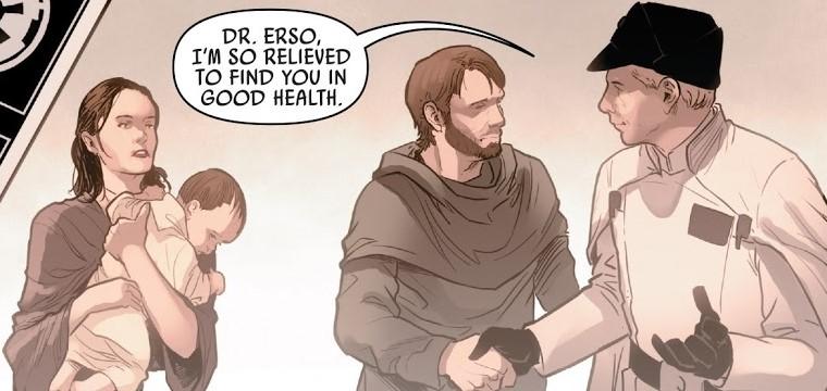 Rescue of Galen Erso