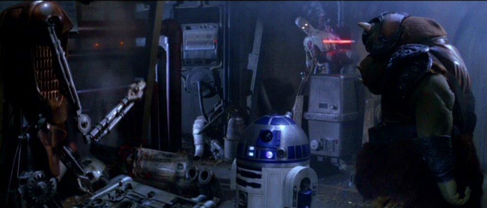 Jabba's Droidpool