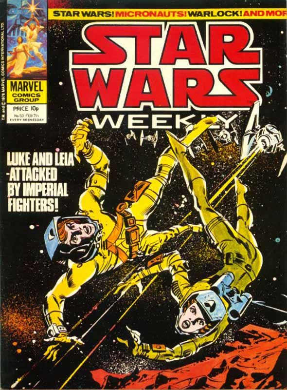 Star Wars Weekly 53
