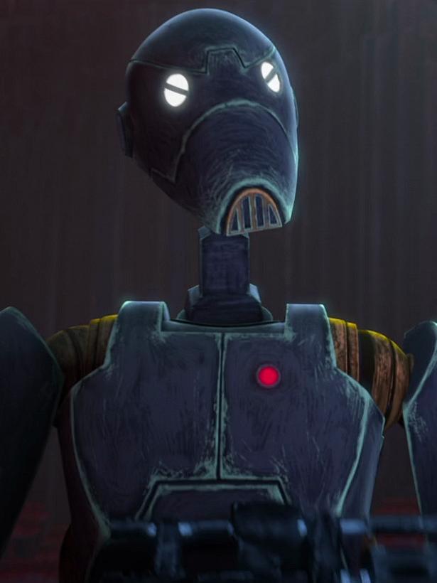 Unidentified BX-series droid commando (Anaxes)