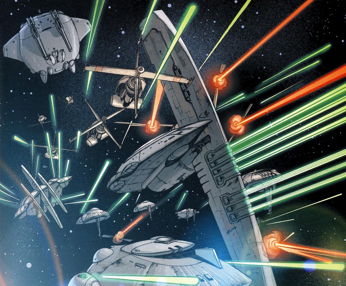 Galactic Alliance Core Fleet Wookieepedia Fandom