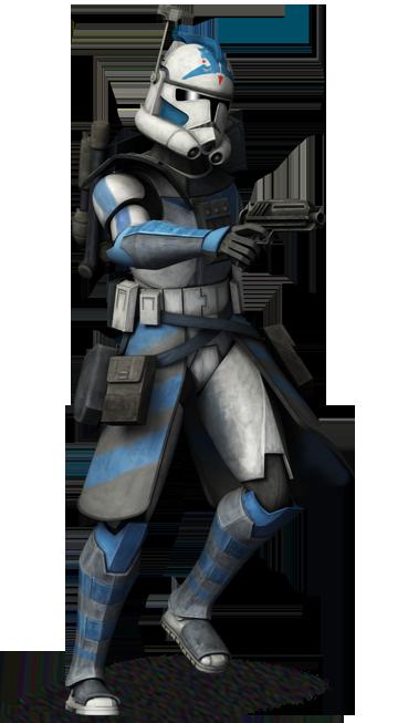 ARC trooper armor