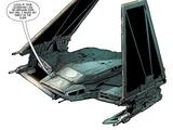 TIE/ES Assault Shuttle