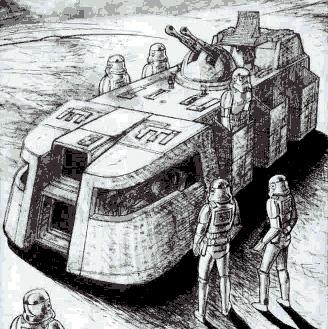 Reconnaissance Troop Transporter