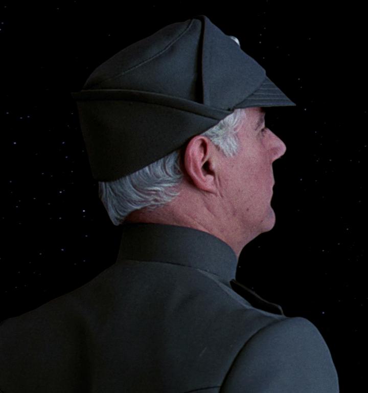 Unidentified Imperial officer (Avenger)