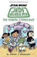 Jedi Academy The Principal Strikes Back Cover