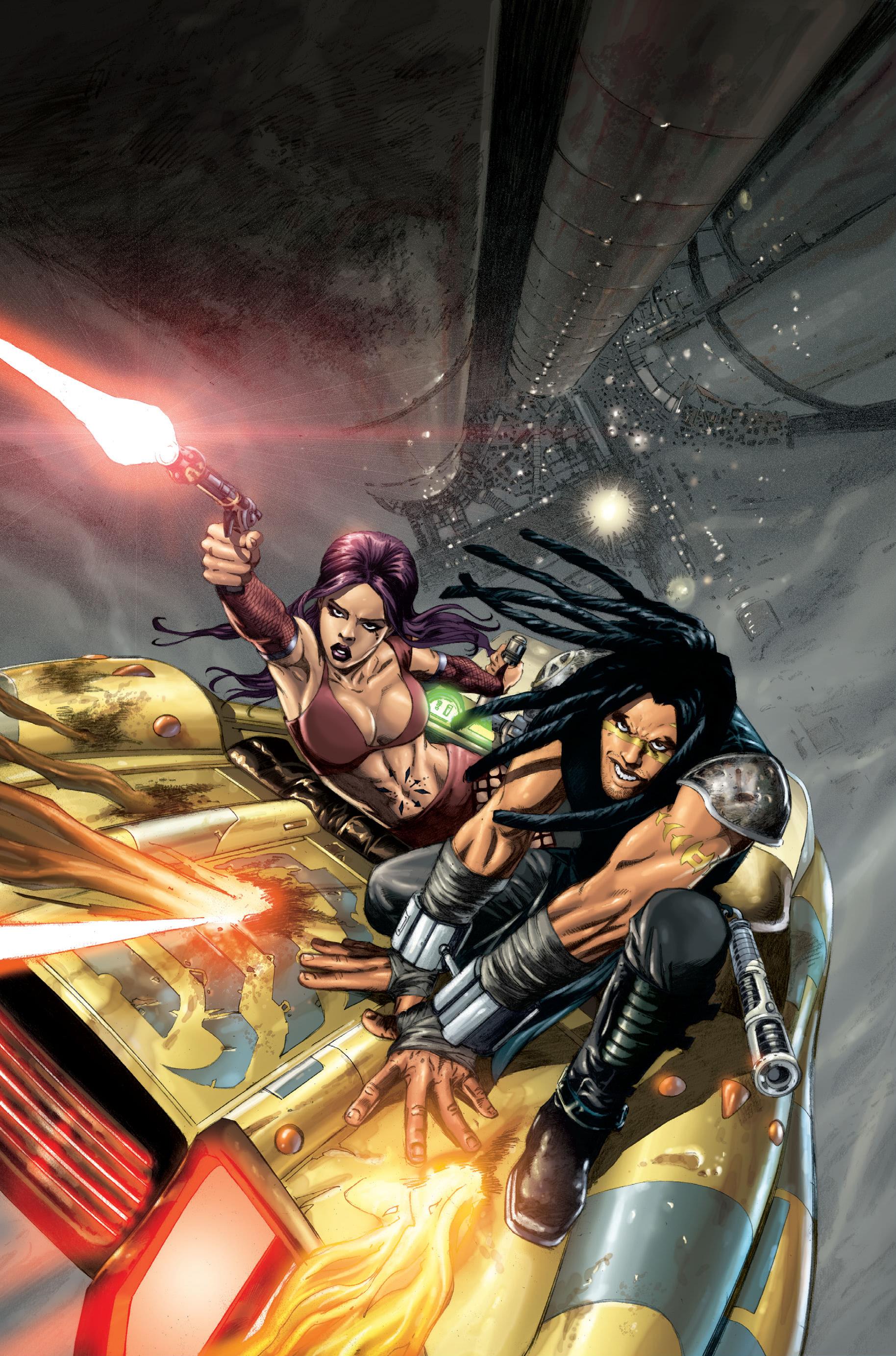 Mission to Nar Shaddaa (Clone Wars)