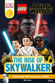 LEGO Star Wars The Rise of Skywalker (DK Readers Level 2) Paperback