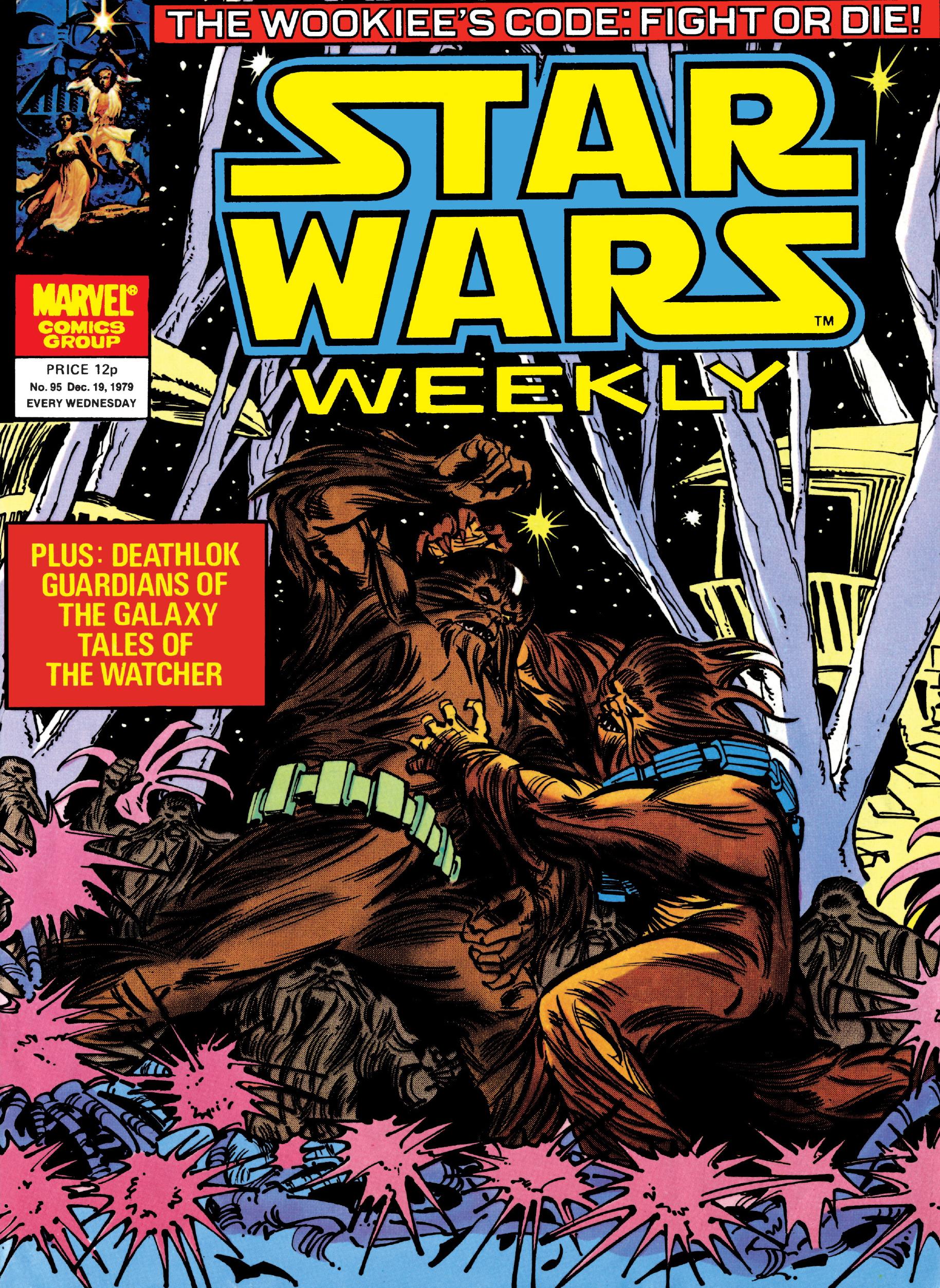 Star Wars Weekly 95