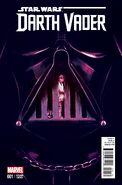 Star Wars Darth Vader Vol 1 1 Mike del Mundo Variant