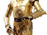 C-3PO/Legendy