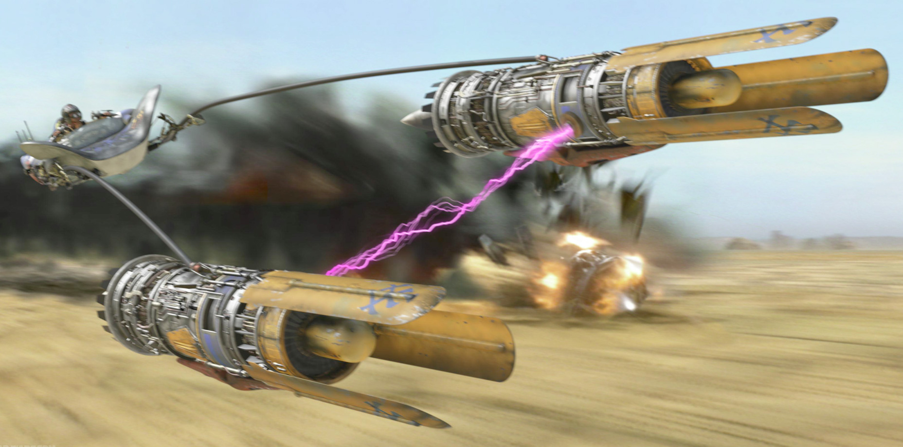 Anakin Skywalker's Podracer/Legends