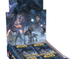 2015 Topps Star Wars Illustrated: The Empire Strikes Back