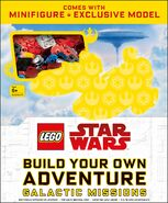Build Your Own Adventure Galactic Missions Temp Cover
