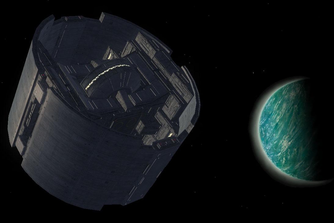 Empire's Station I (Naboo system)