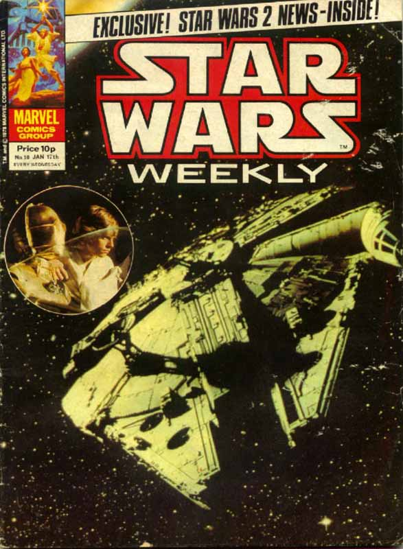 Star Wars Weekly 50