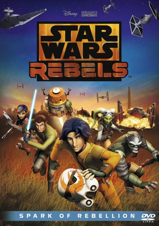 Star Wars Rebels: Scintilla di Ribellione