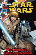 Star Wars Vol 2 6 Mile High Comics Variant