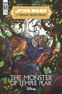The High Republic Adventures The Monster of Temple Peak 3 cover