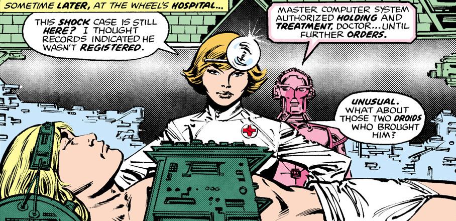 The Wheel hospital