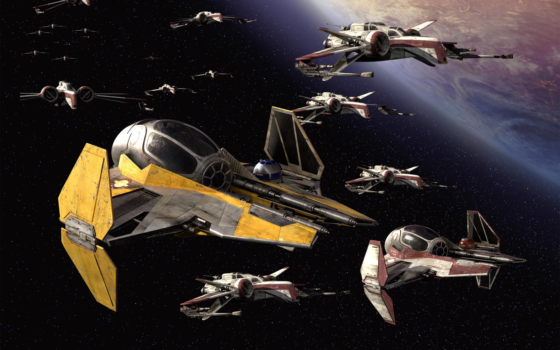 Clone Flight Squad Seven