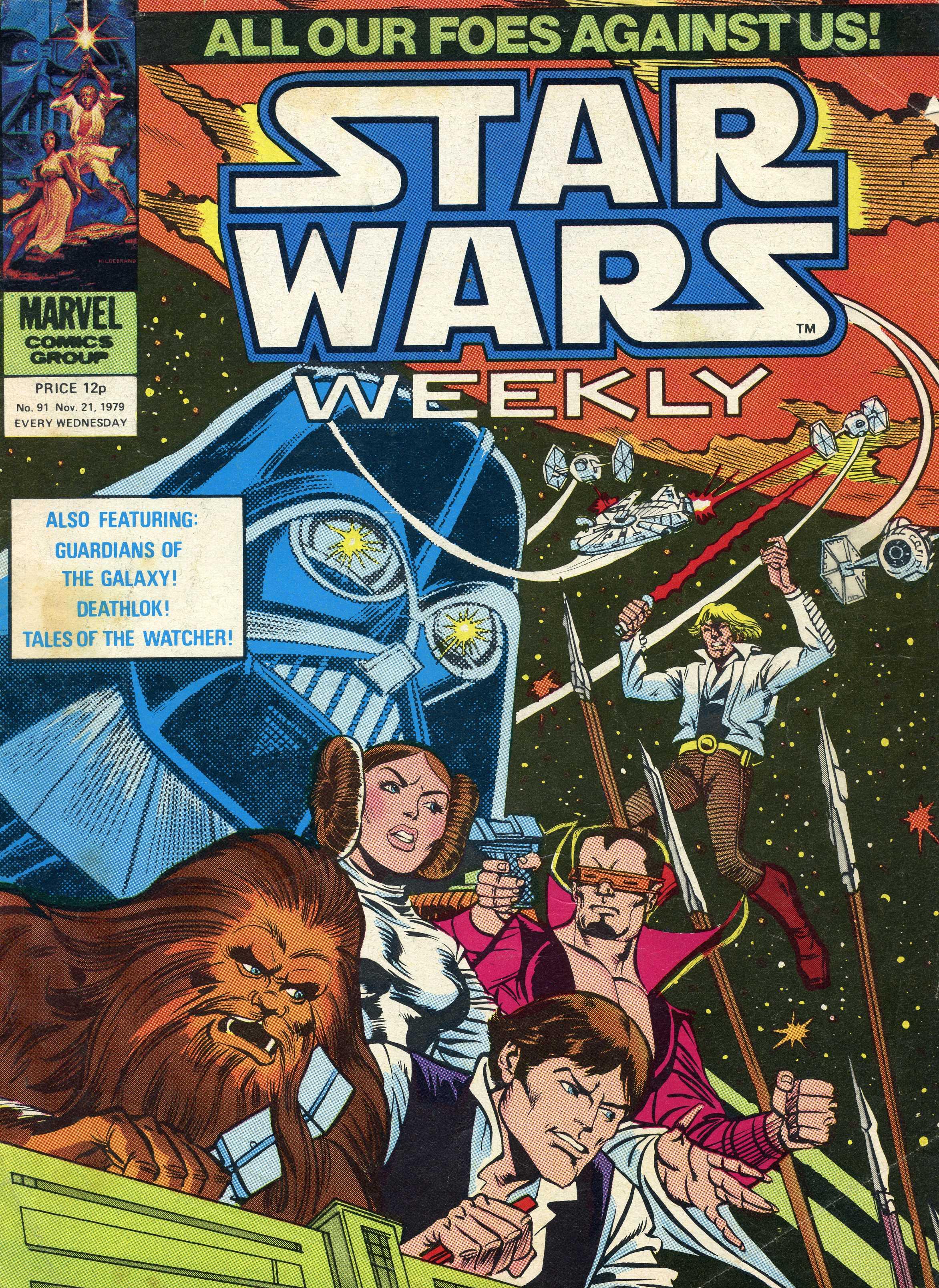 Star Wars Weekly 91