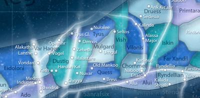 Mulgard sector