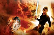 3. Heir to the Jedi - Teljes Eredeti Borító - Szövegmentes