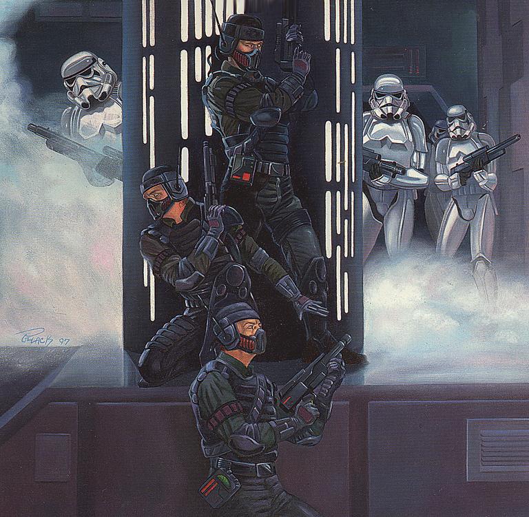 Alliance Special Forces/Legends