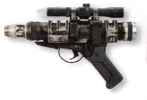 DT-15 Blaster Pistol