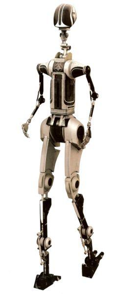 FA-Series Droid