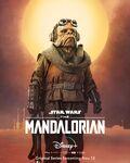 Mandalorian Char Poster 5 promo