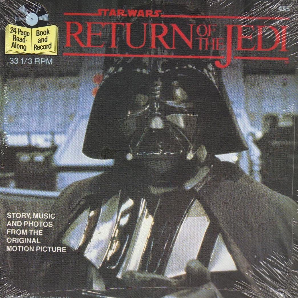Return of the Jedi (book-and-record)