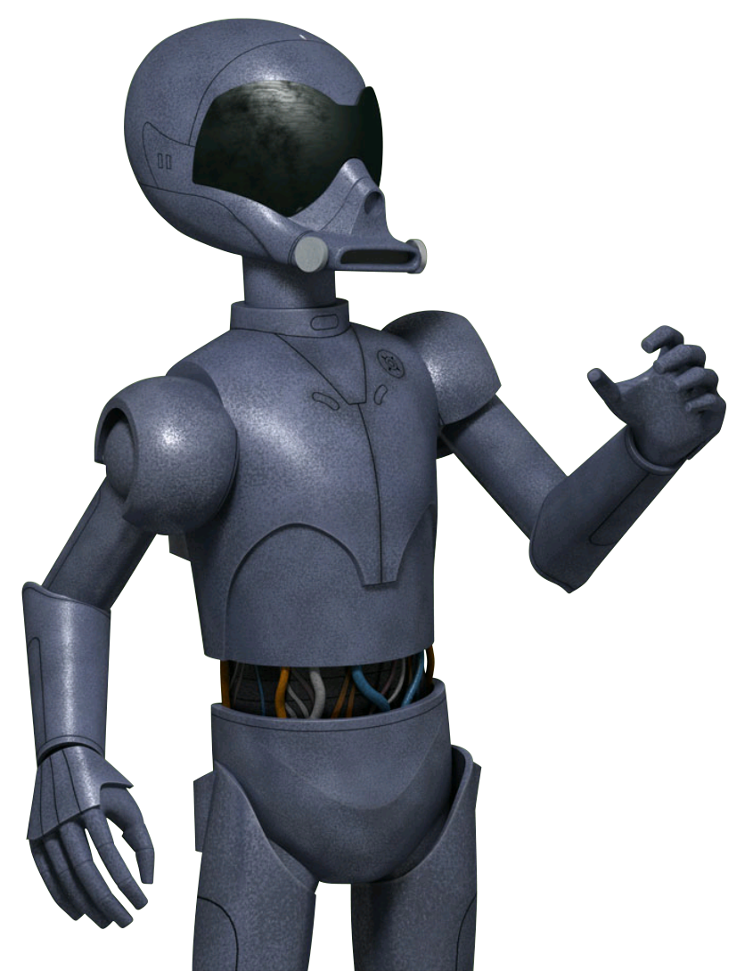 Inventory droid