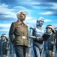 Inspecting-Rebel-troopers