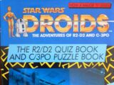 The R2/D2 Quiz Book and C/3PO Puzzle Book