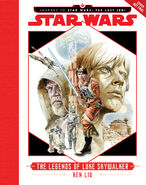 The Legend of Luke Skywalker temp