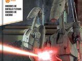 Battle Droids and Other War Droids