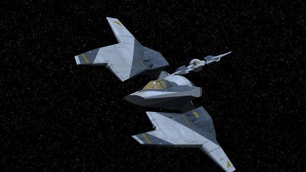 Fang-class Starfighter