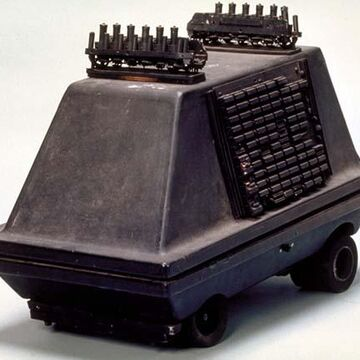 Custom Accessory for 6/'/' Black Series action figures MSE-6 Mouse Droid