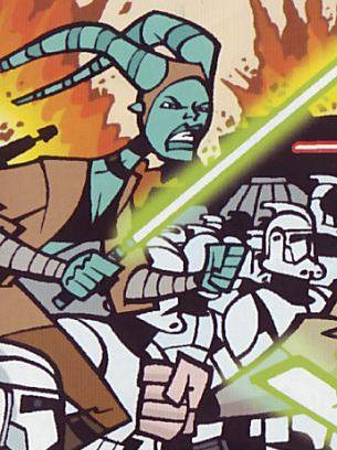 Unidentified Twi'lek Jedi (Clone Wars)