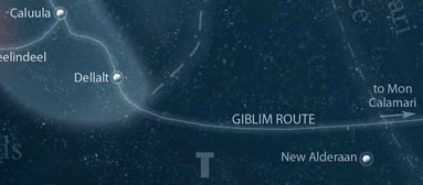 Giblim Route