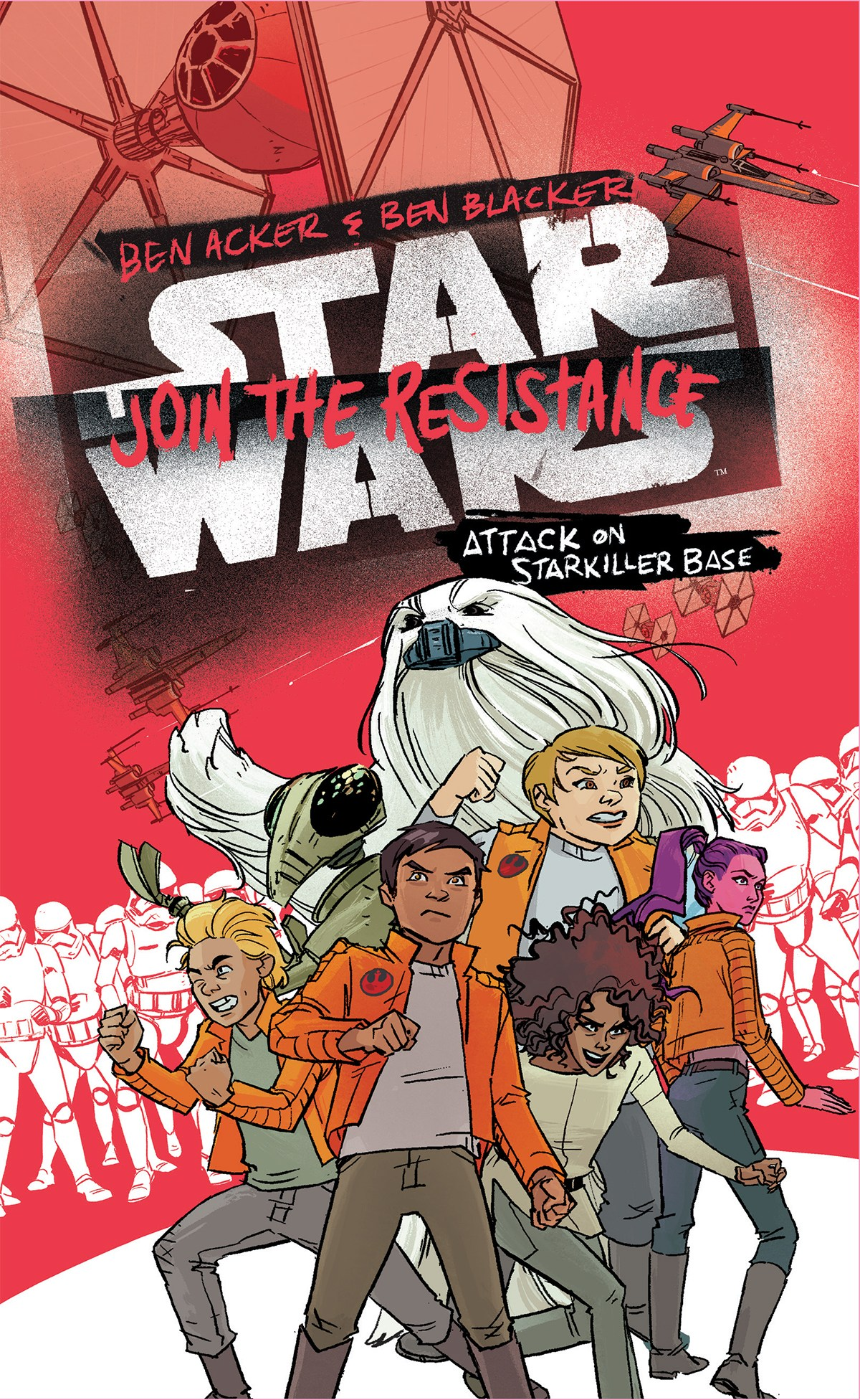 Join the Resistance: Attack on Starkiller Base